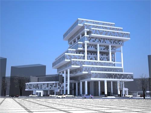 三亚海逸别墅建筑设计现代著名建筑广场设计图