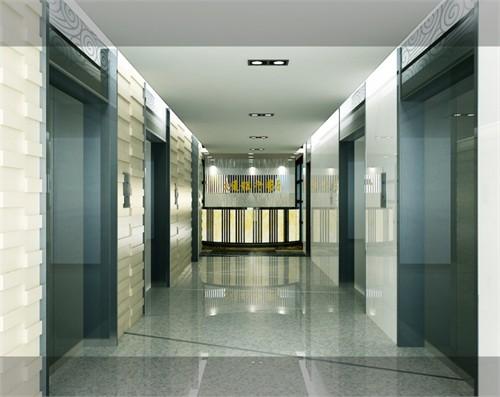 中国交通银行海南分行办公楼室内设计