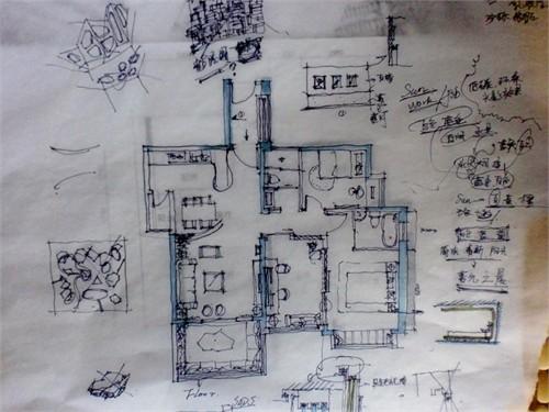 室内设计教学设计多少比图片