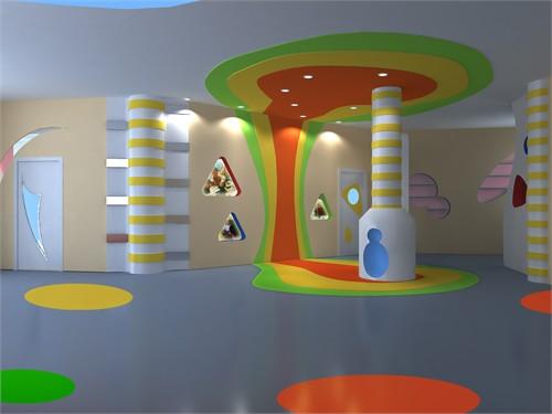 幼儿园杂图; 幼儿园墙面装饰效果图图片大全