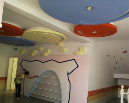 幼儿园杂图_美国室内设计中文网