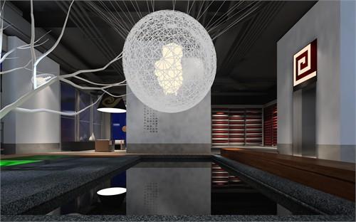 理科虫草王_丝绸展厅展示空间设计_丝绸展厅展示空间设计分享展示