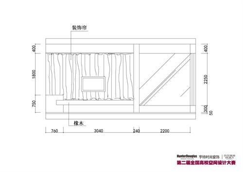 图_室内设计手绘立面图_遂宁图片网; 亨特时尚窗帘--湖景公寓二次装修