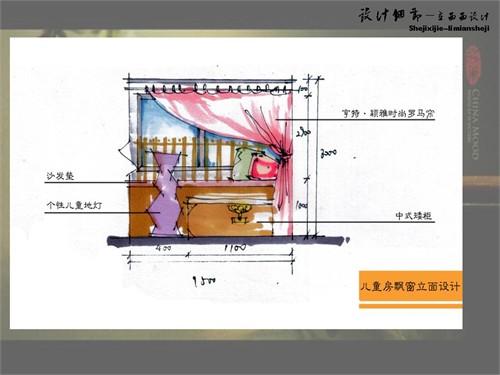 吧台设计手绘效果图餐厅吧台手绘效果图吧台手绘效果