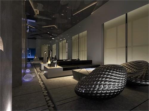 自然力量速写_美国室内设计中文网