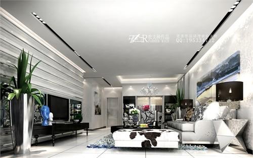 巴洛克的新装_美国室内设计中文网