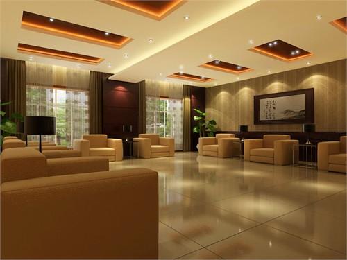 办公室 家居 起居室 设计 装修 500_375