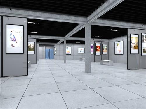 展览空间设计改造图片