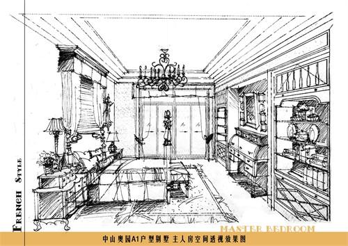 a1建筑手绘图纸排版