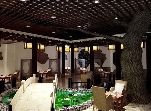 茶楼设计_美国室内设计中文网