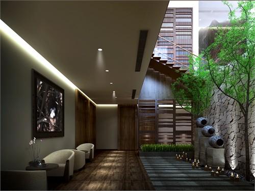 00㎡-其它装修效果图; 梧桐大道;       北京雁栖半岛售楼处