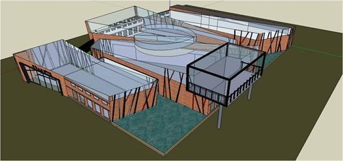 成都东郊博物馆设计