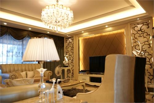 滨海御庭欧式设计_美国室内设计中文网