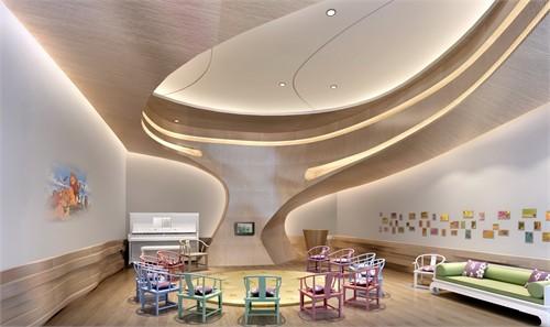 西安幼儿园室内外整体环境设计
