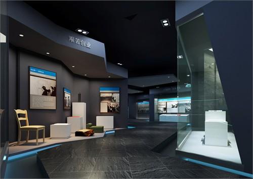 中兴历史文化博物馆_美国室内设计中文网