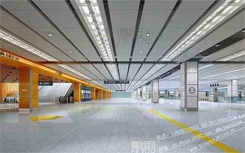 2011机场,车站效果图_美国室内设计中文网