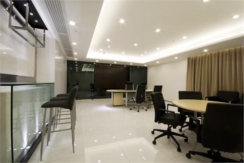海悦高级商务酒店办公室_美国室内设计中文网