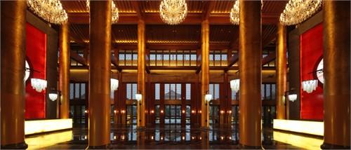 河南洛阳灵山风景区东山园林宾馆