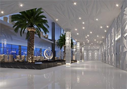 万兴都君廷大酒店_美国室内设计中文网