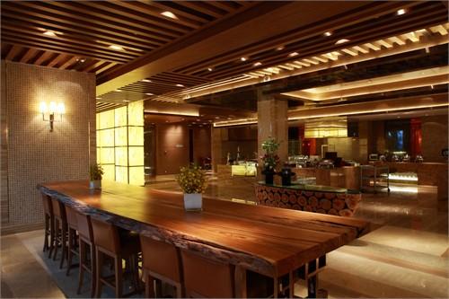 千岛湖希尔顿度假酒店—全日餐厅