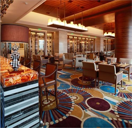 千岛湖希尔顿度假酒店—泛亚特色餐厅