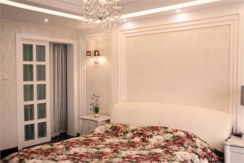 现代欧式豪宅样板房设计
