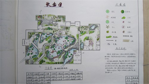 园林设计课程作业