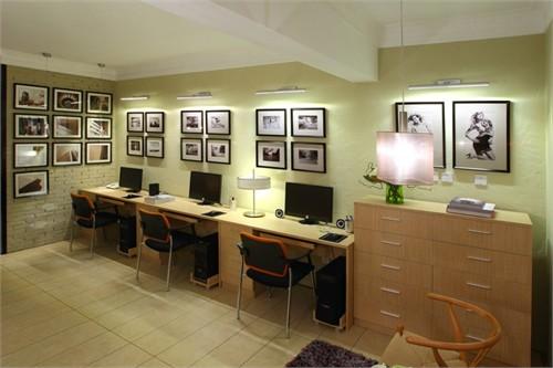 可以室内工作室_美国室内设计中文网