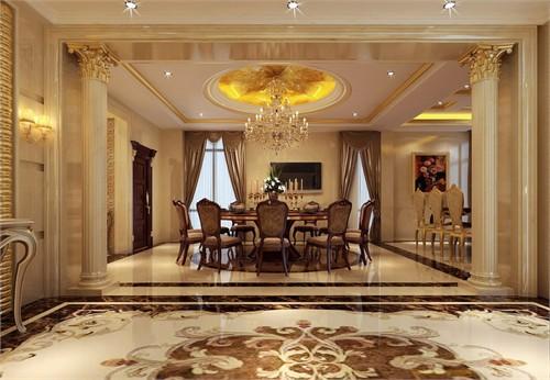 顶级别墅样板房; 顶级别墅设计; 图片