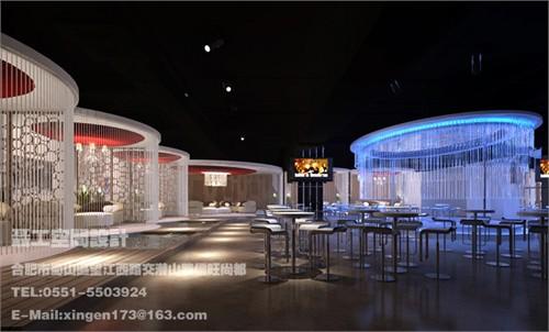 合肥尚座演藝酒吧設計方案