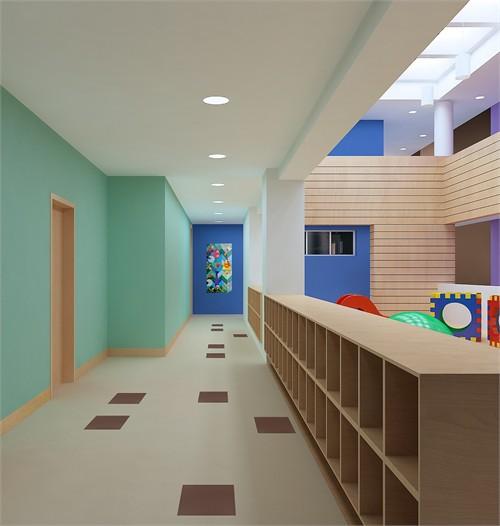 济南大地幼儿园室内装饰