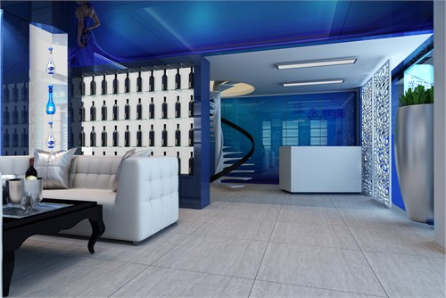 洋河蓝色经典_美国室内设计中文网