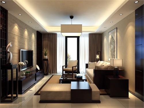 新中式风格_美国室内设计中文网