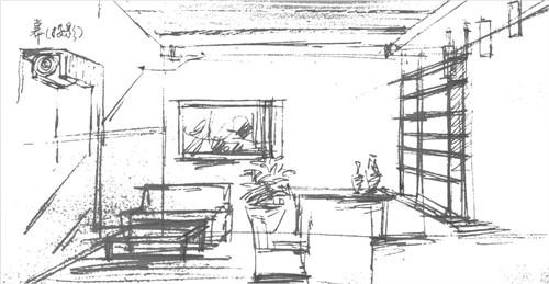 简笔画 手绘 素描 线稿 500_667 竖版 竖屏