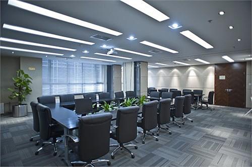 西安东大置业办公室_美国室内设计中文网