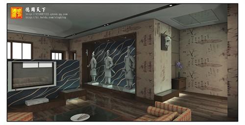 室内小景_美国室内设计中文网