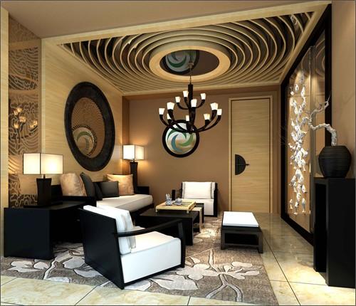 深圳某游轮清洁服务公司室内设计; 香港三人行设计有限公司的设计师