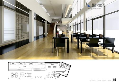书店设计_美国室内设计中文网