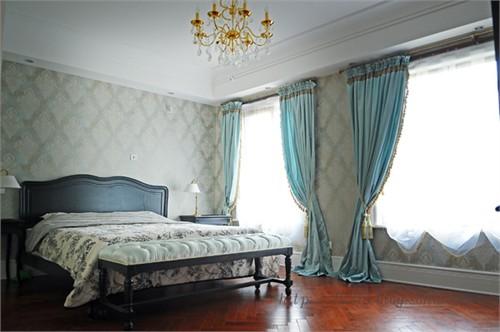 法式浪漫龙湾别墅_美国室内设计中文网图片