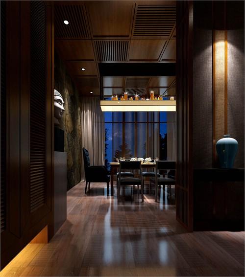 餐厅会所_美国室内设计中文网