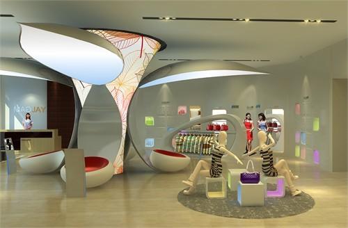 商业展示设计的空间规划论述图片