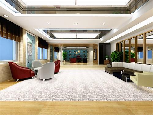 总经理室手绘效果图; 工艺设计手绘效果图; 办公环境设计——室内装饰