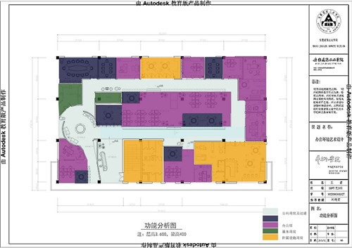办公环境设计——室内装饰设计公司