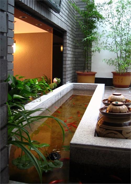 青岛香溪庭院别墅(4)-别墅豪宅-曲照军设计作品; 设计案例排行榜