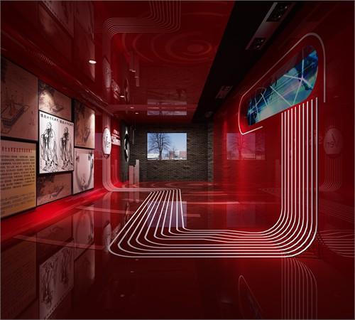 学校展馆_美国室内设计中文网