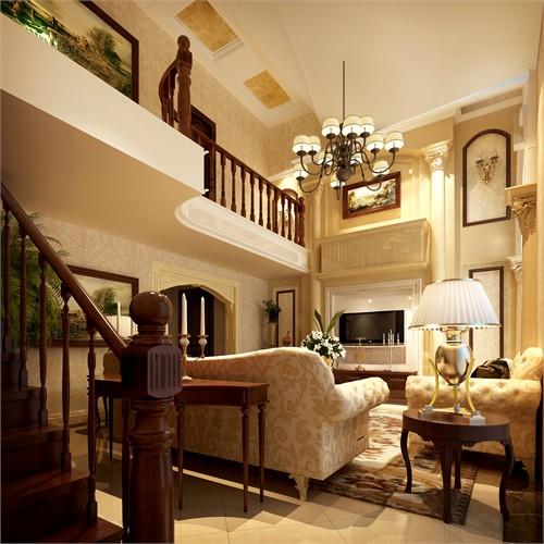 金色漫香林 欧式别墅