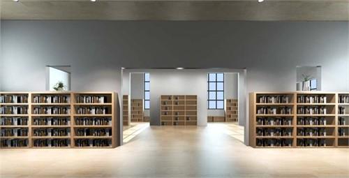 旧厂房改造——书店_美国室内设计中文网图片