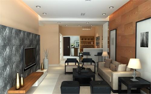 现代风格住宅设计_美国室内设计中文网