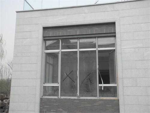 京顺义优山美地别墅 德国旭格铝合金门窗