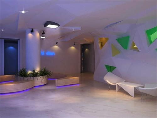 几何体能量转换_美国室内设计中文网